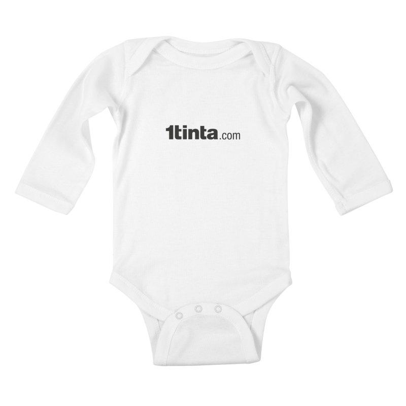 1tinta Kids Baby Longsleeve Bodysuit by 1tinta