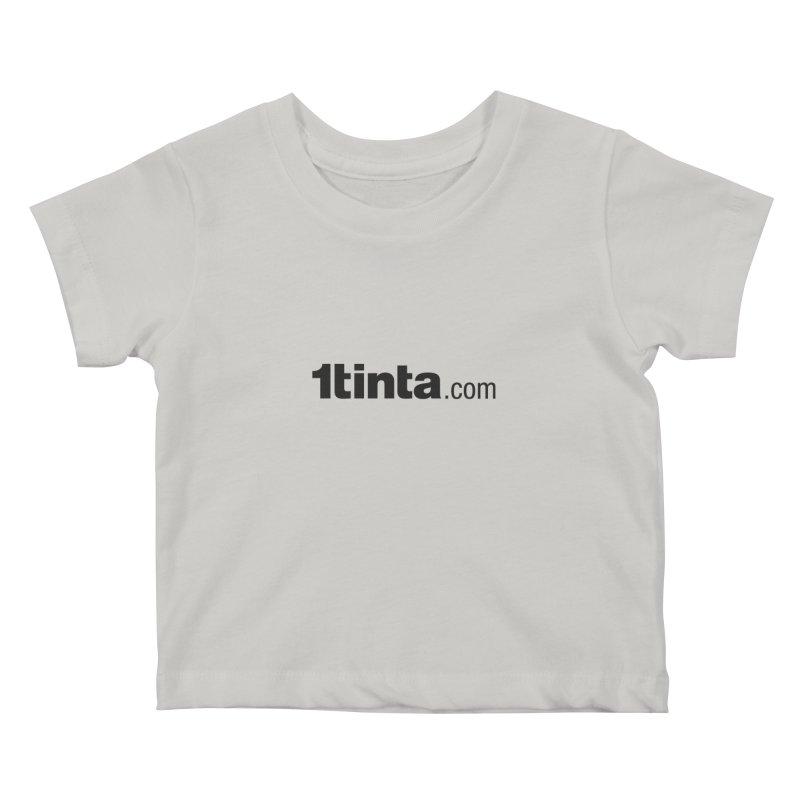 1tinta Kids Baby T-Shirt by 1tinta