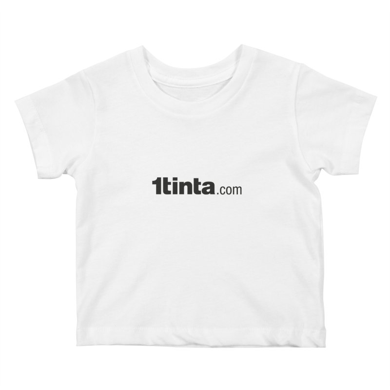 1tinta Kids Baby T-Shirt by 1tinta