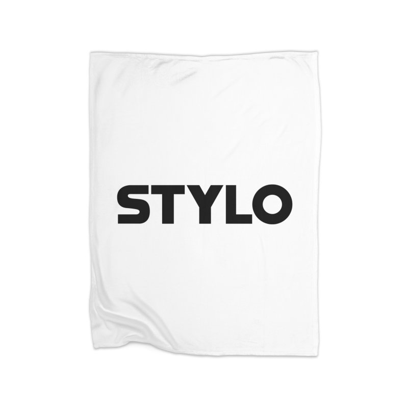 STYLO Home Blanket by 1tinta