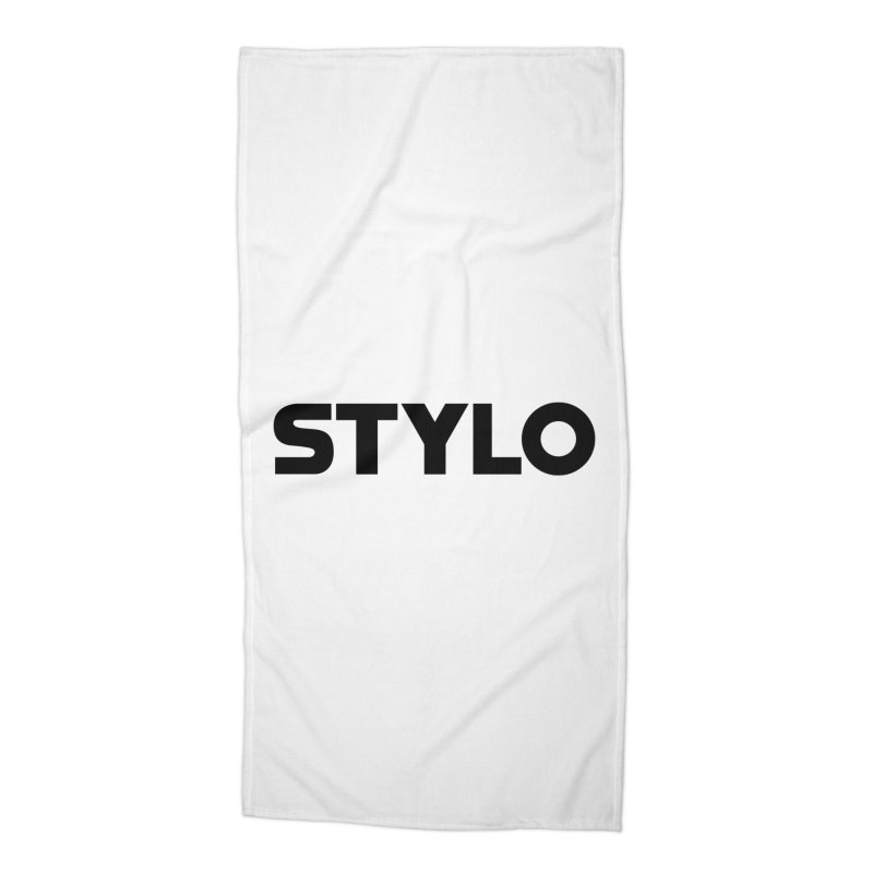 STYLO Accessories Beach Towel by 1tinta