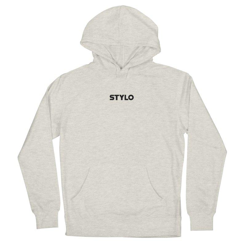 STYLO Men's Pullover Hoody by 1tinta
