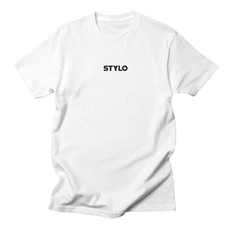 STYLO Men's Regular T-Shirt by 1tinta