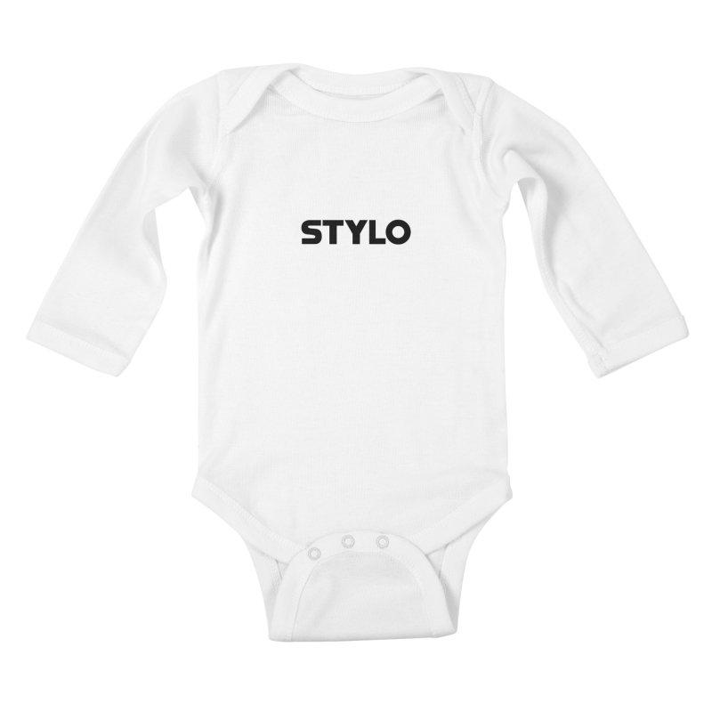 STYLO Kids Baby Longsleeve Bodysuit by 1tinta