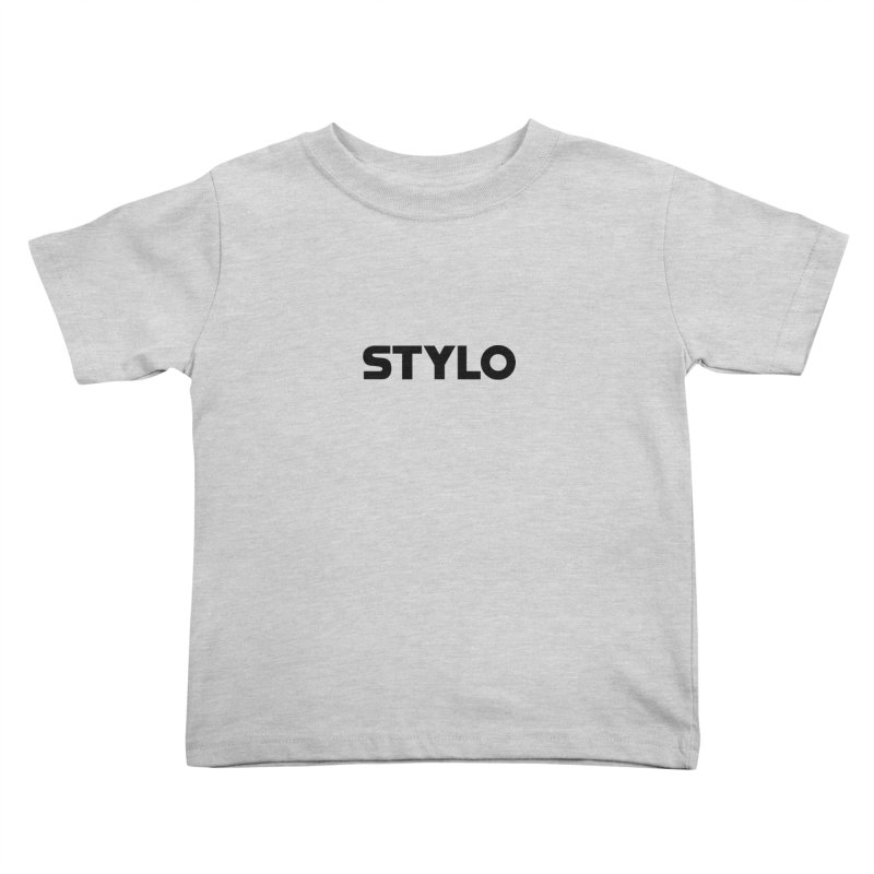 STYLO Kids Toddler T-Shirt by 1tinta