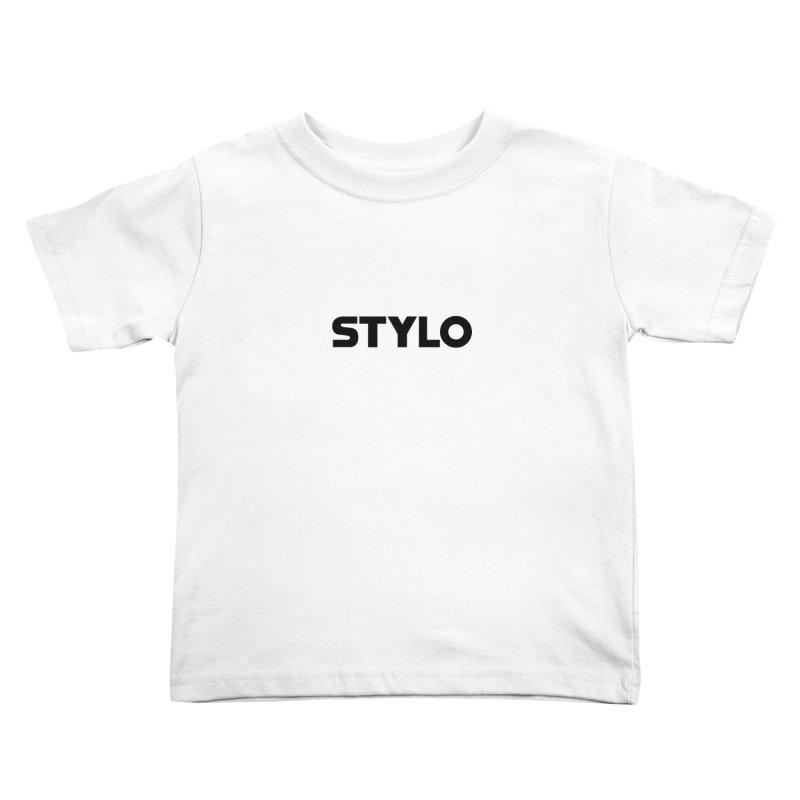 STYLO Kids Toddler T-Shirt by 1tinta