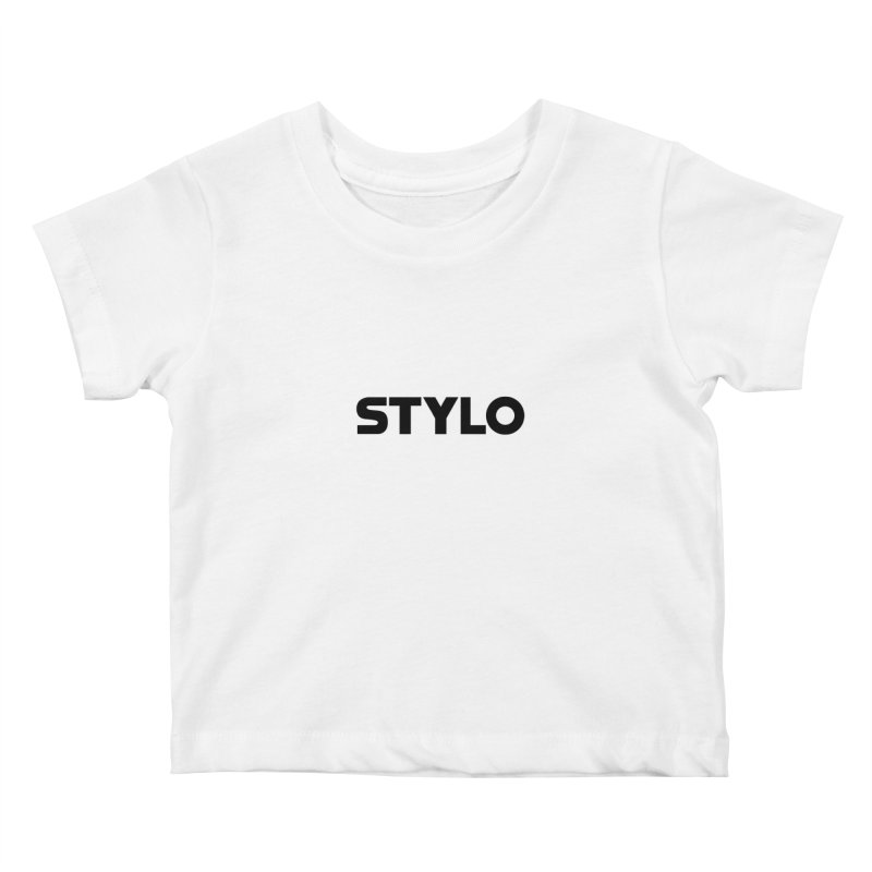 STYLO Kids Baby T-Shirt by 1tinta