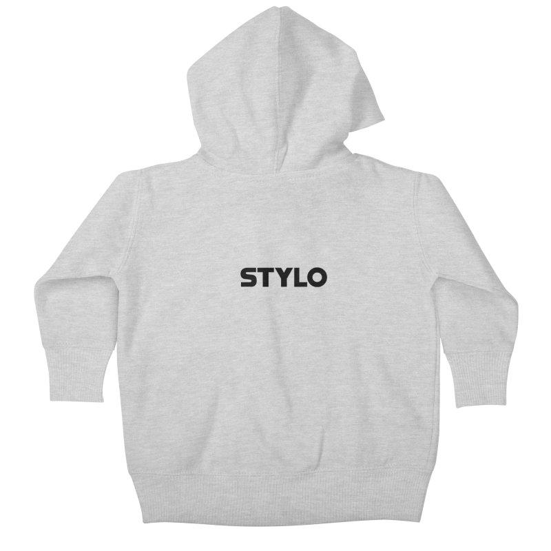 STYLO Kids Baby Zip-Up Hoody by 1tinta