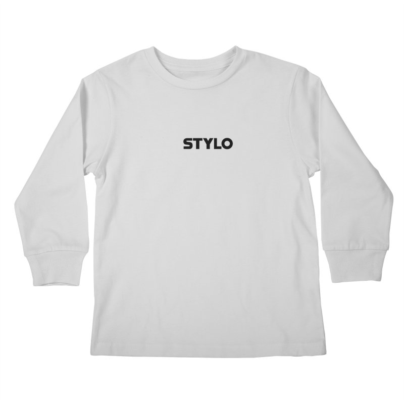 STYLO Kids Longsleeve T-Shirt by 1tinta