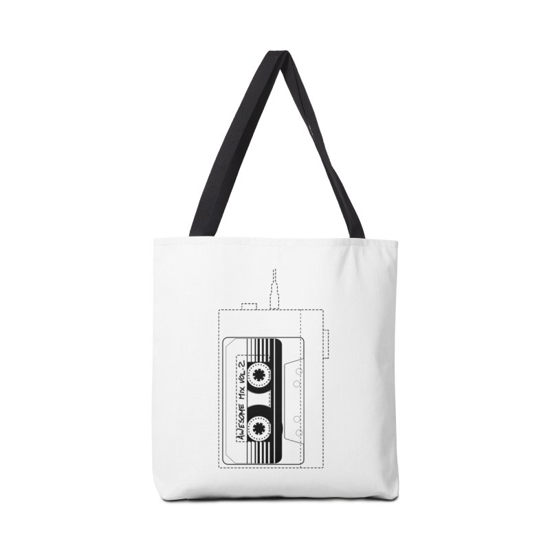 Awesome Mix Vol.2 Accessories Bag by 1tinta
