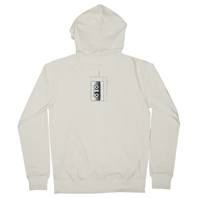 Awesome Mix Vol.2 Men's Zip-Up Hoody by 1tinta