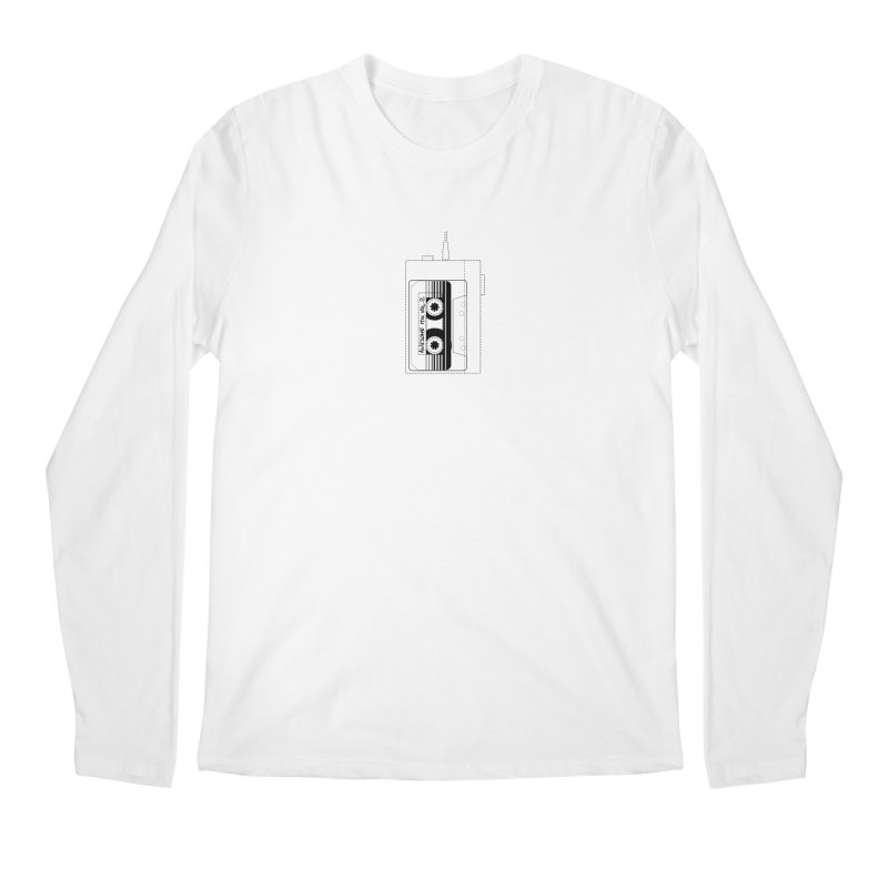 Awesome Mix Vol.2 Men's Longsleeve T-Shirt by 1tinta