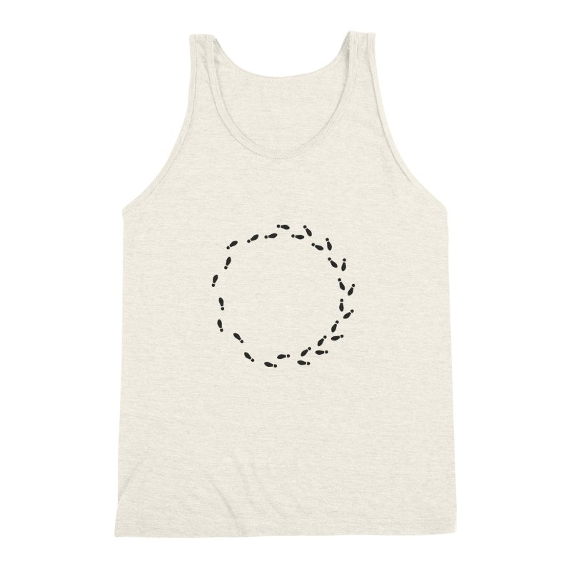The Usual Suspects Men's Triblend Tank by 1tinta