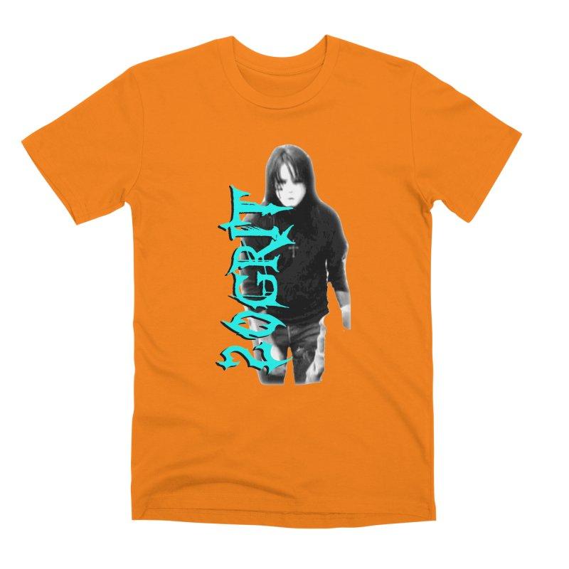 20GRIT - #13a Men's T-Shirt by 20grit's Band Artist Shop