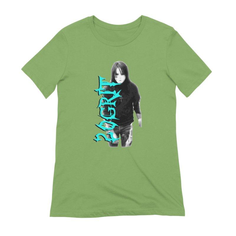 20GRIT - #13a Women's Extra Soft T-Shirt by 20grit's Band Artist Shop