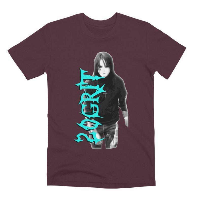 20GRIT - #13a Men's Premium T-Shirt by 20grit's Band Artist Shop