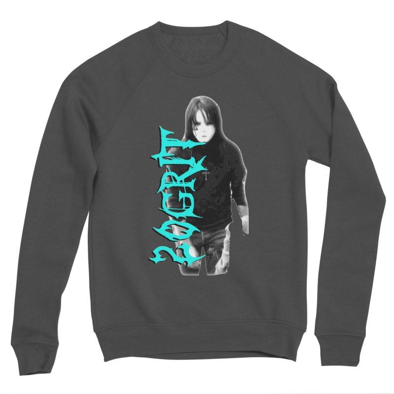 20GRIT - #13a Men's Sponge Fleece Sweatshirt by 20grit's Band Artist Shop