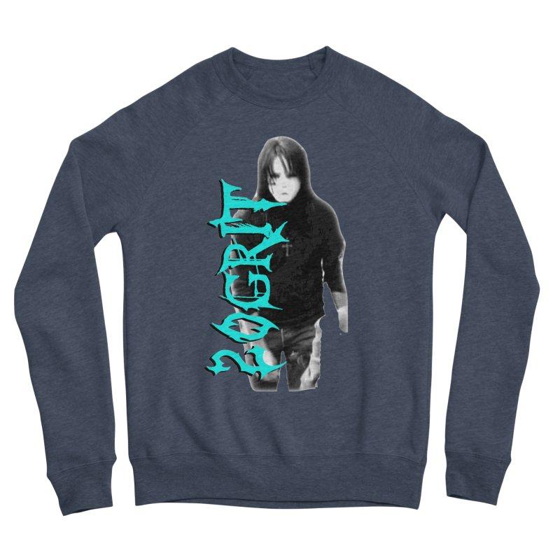 20GRIT - #13a Women's Sponge Fleece Sweatshirt by 20grit's Band Artist Shop