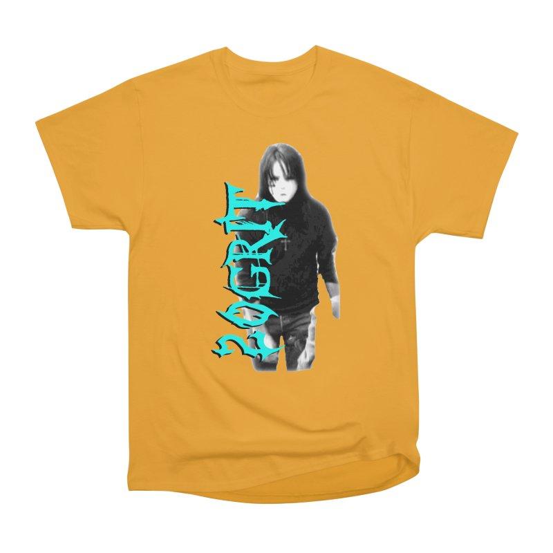 20GRIT - #13a Men's Heavyweight T-Shirt by 20grit's Band Artist Shop