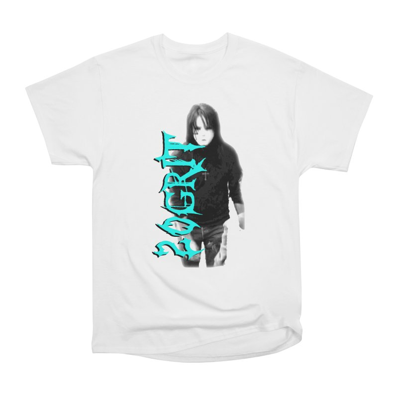 20GRIT - #13a Women's Heavyweight Unisex T-Shirt by 20grit's Band Artist Shop