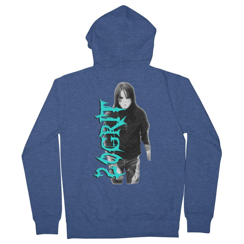 20GRIT - #13a Women's French Terry Zip-Up Hoody by 20grit's Band Artist Shop
