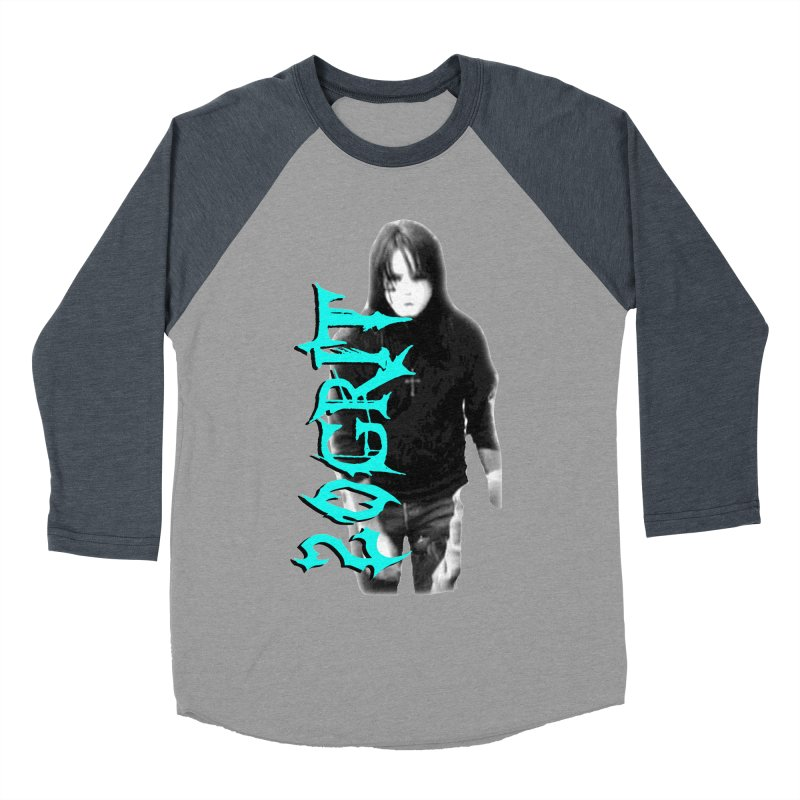 20GRIT - #13a Women's Baseball Triblend Longsleeve T-Shirt by 20grit's Band Artist Shop