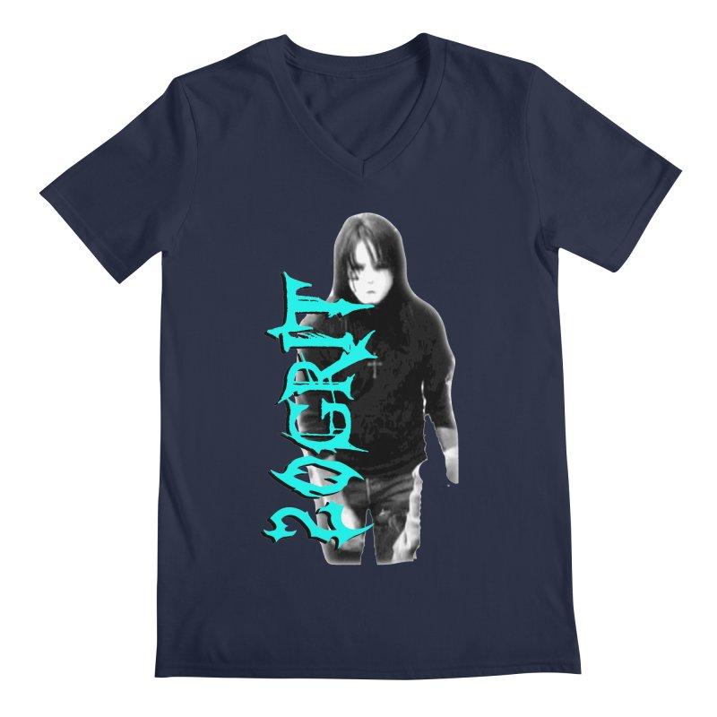 20GRIT - #13a Men's Regular V-Neck by 20grit's Band Artist Shop