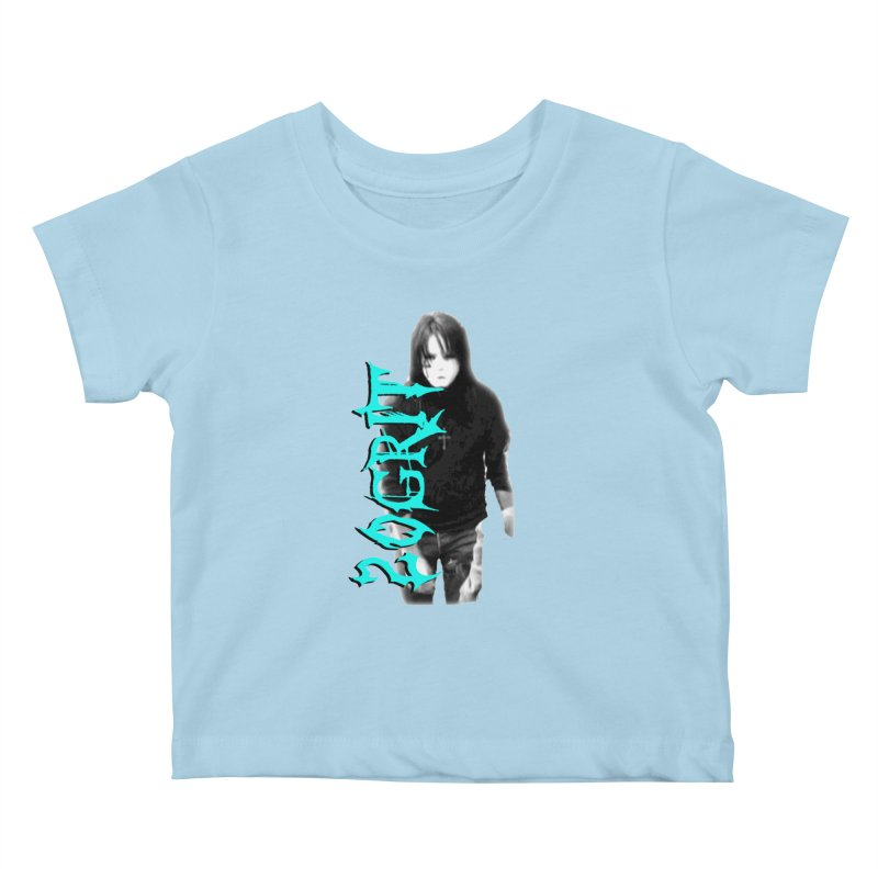 20GRIT - #13a Kids Baby T-Shirt by 20grit's Band Artist Shop