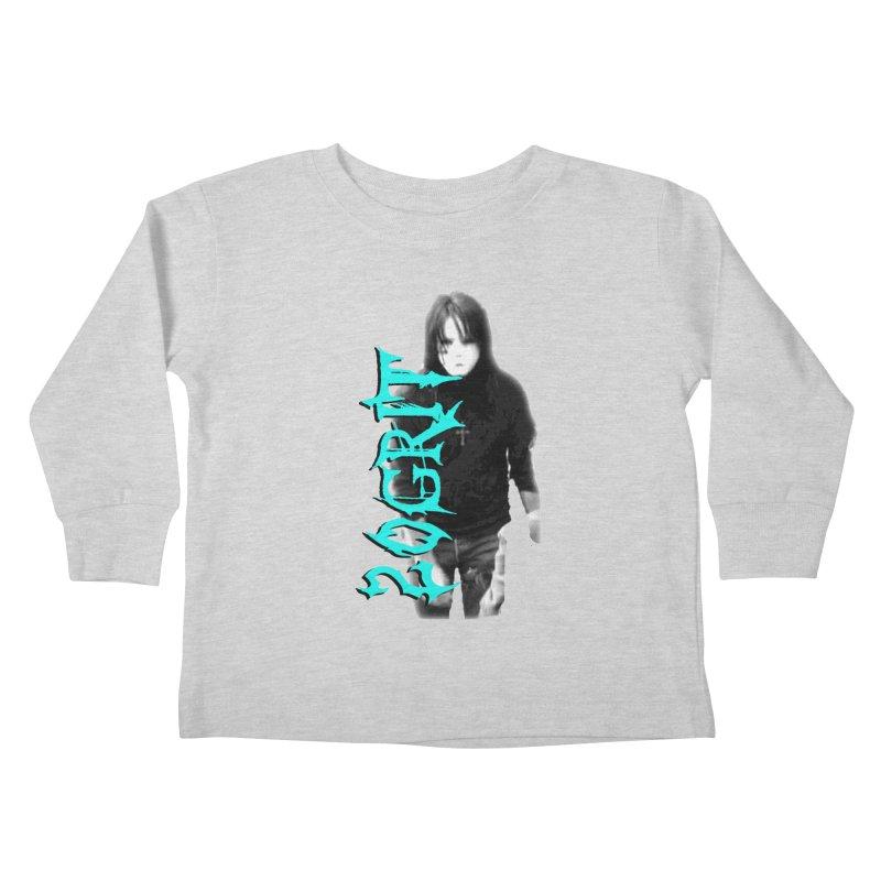 20GRIT - #13a Kids Toddler Longsleeve T-Shirt by 20grit's Band Artist Shop
