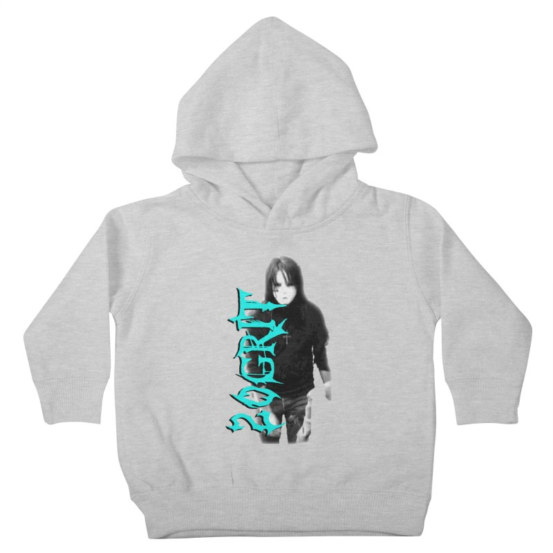20GRIT - #13a Kids Toddler Pullover Hoody by 20grit's Band Artist Shop