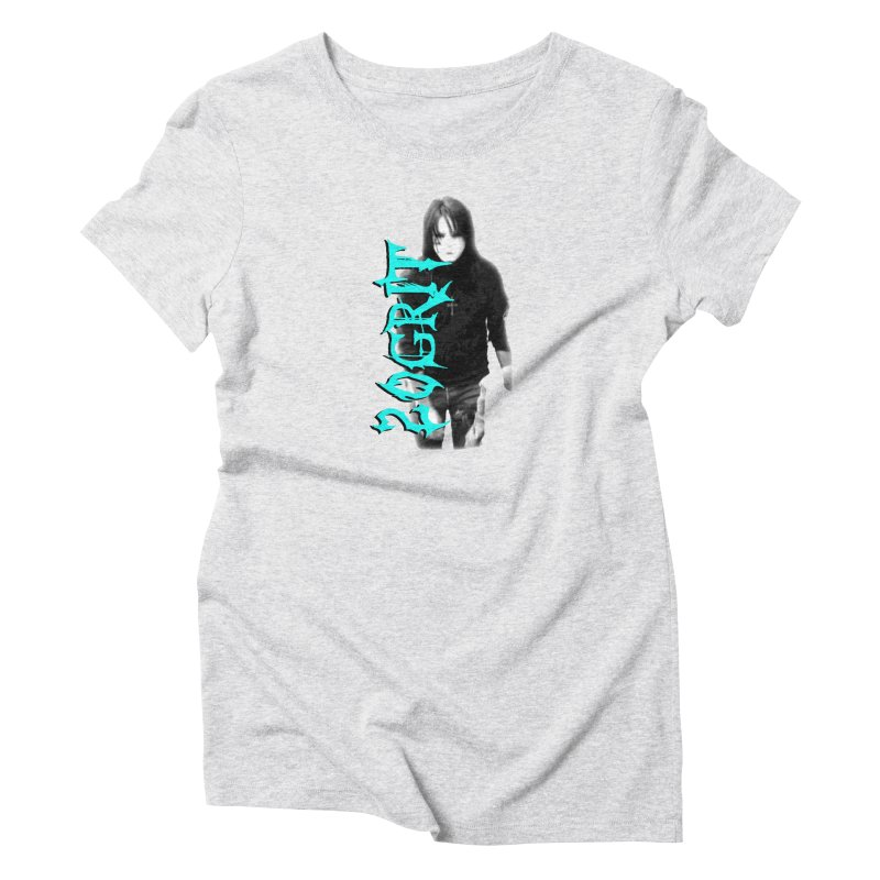 20GRIT - #13a Women's T-Shirt by 20grit's Band Artist Shop