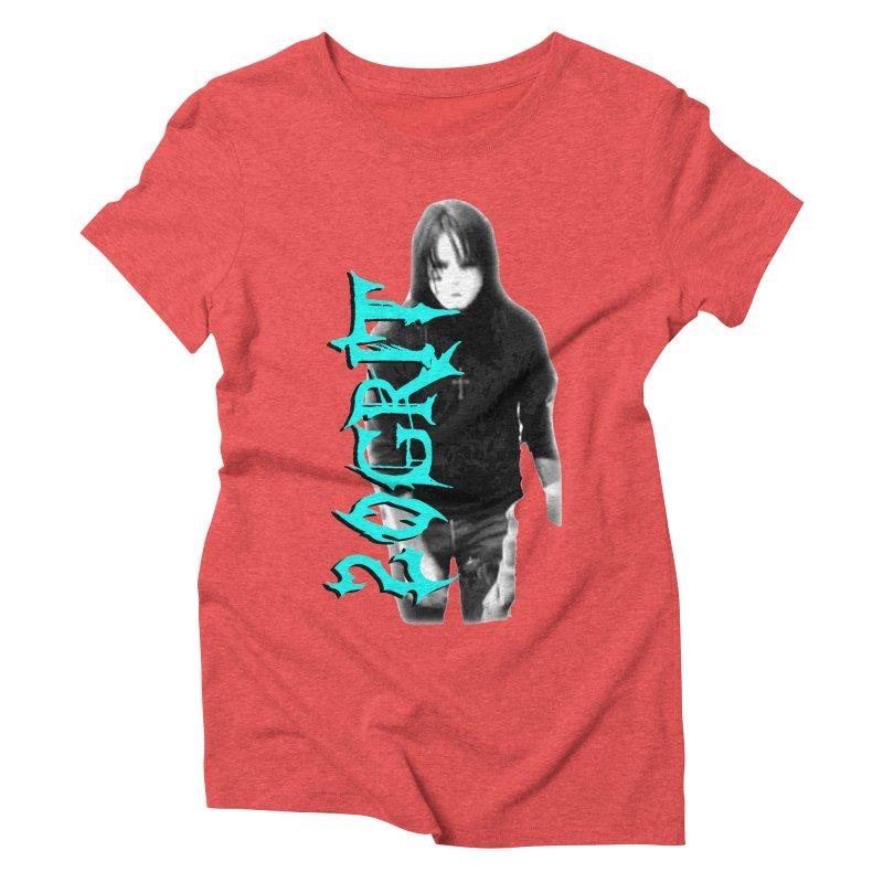 20GRIT - #13a Women's Triblend T-Shirt by 20grit's Band Artist Shop