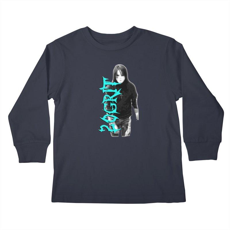 20GRIT - #13a Kids Longsleeve T-Shirt by 20grit's Band Artist Shop