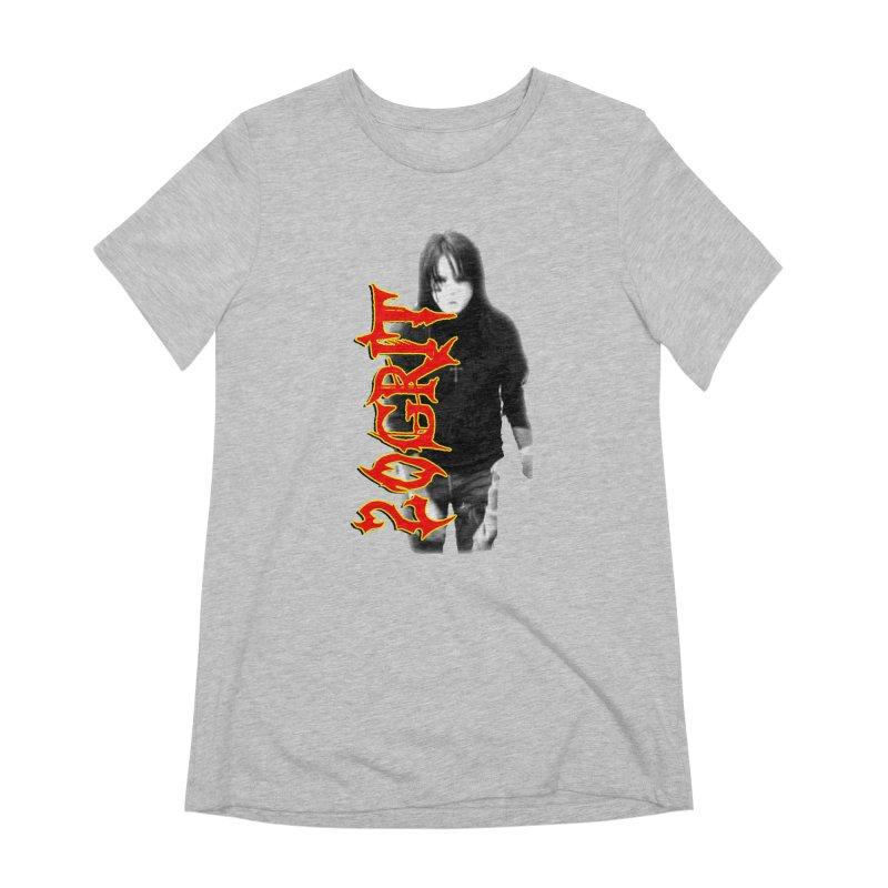 20GRIT - #28a Women's Extra Soft T-Shirt by 20grit's Band Artist Shop