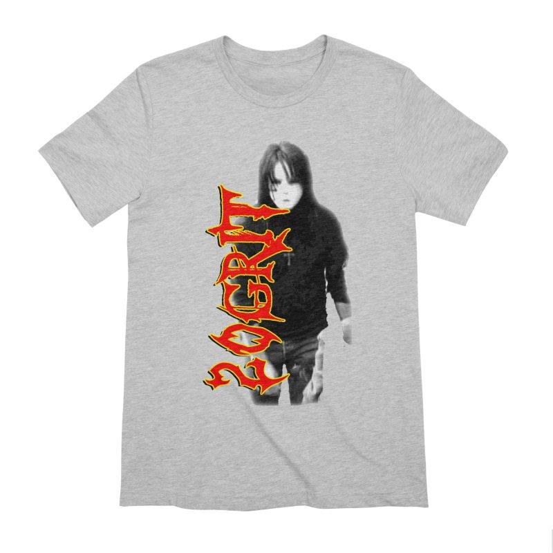 20GRIT - #28a Men's Extra Soft T-Shirt by 20grit's Band Artist Shop