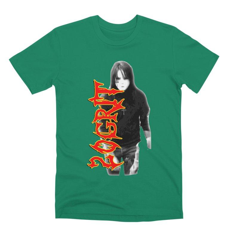 20GRIT - #28a Men's Premium T-Shirt by 20grit's Band Artist Shop
