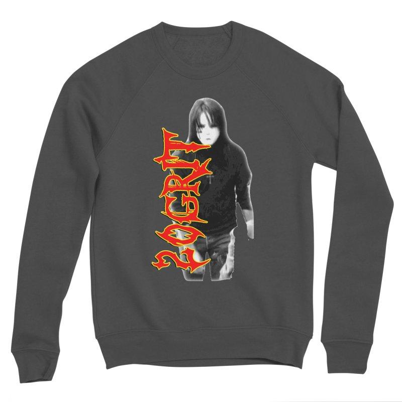 20GRIT - #28a Men's Sponge Fleece Sweatshirt by 20grit's Band Artist Shop