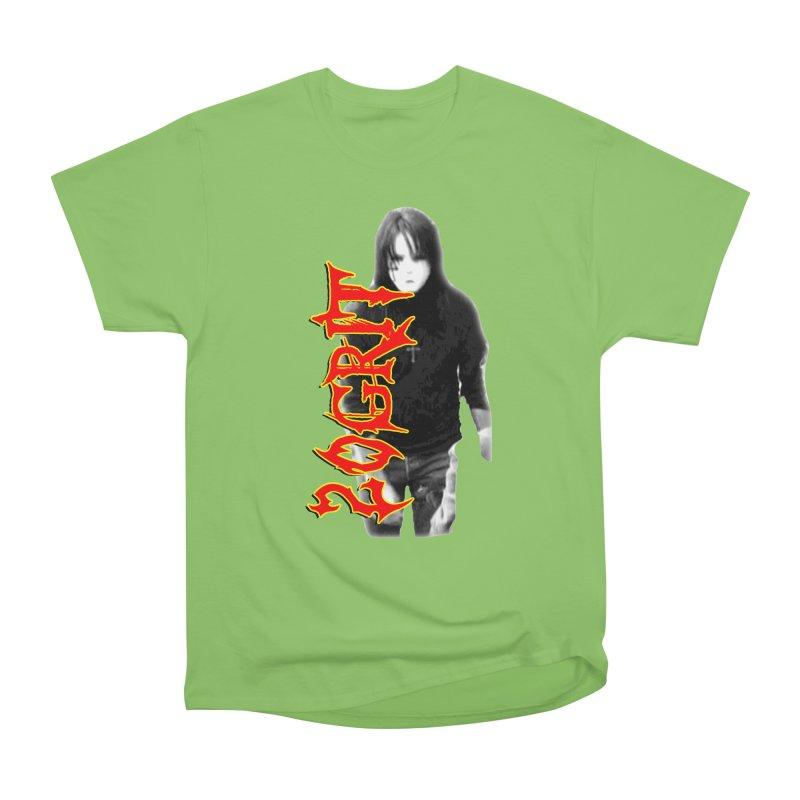 20GRIT - #28a Women's Heavyweight Unisex T-Shirt by 20grit's Band Artist Shop