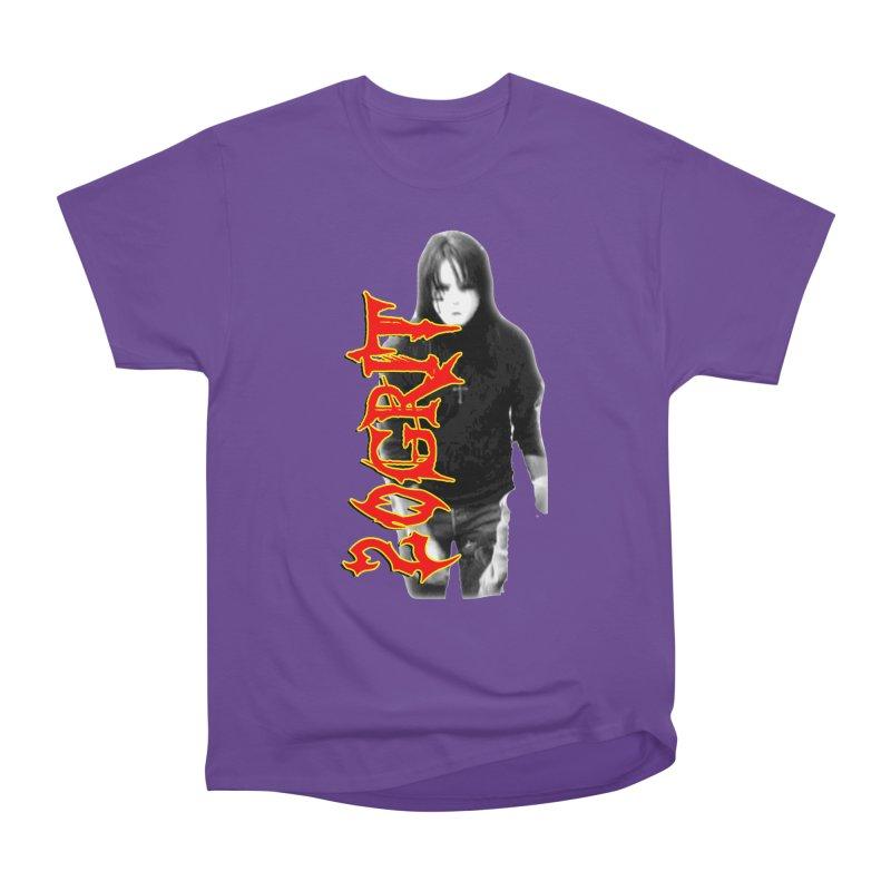 20GRIT - #28a Men's Heavyweight T-Shirt by 20grit's Band Artist Shop
