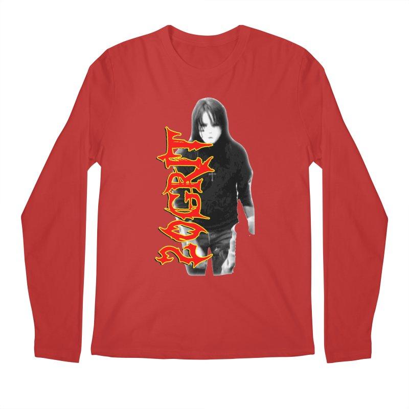 20GRIT - #28a Men's Regular Longsleeve T-Shirt by 20grit's Band Artist Shop