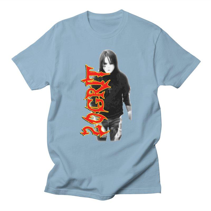 20GRIT - #28a Men's Regular T-Shirt by 20grit's Band Artist Shop