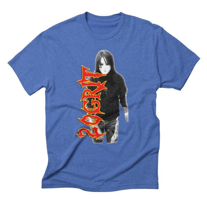 20GRIT - #28a Men's T-Shirt by 20grit's Band Artist Shop