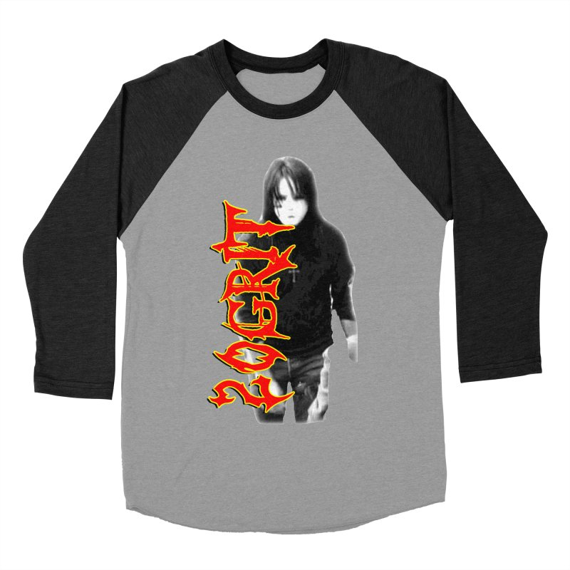 20GRIT - #28a Men's Baseball Triblend Longsleeve T-Shirt by 20grit's Band Artist Shop