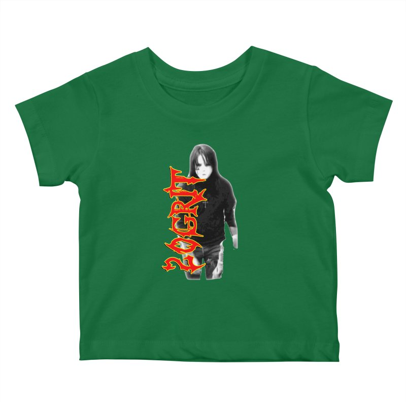 20GRIT - #28a Kids Baby T-Shirt by 20grit's Band Artist Shop