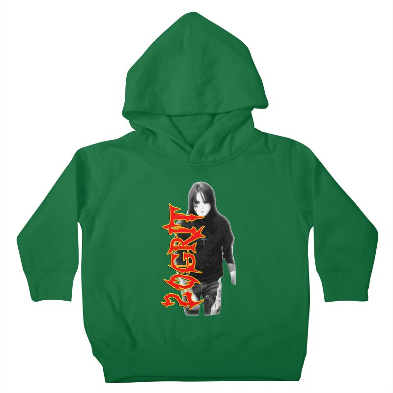 20GRIT - #28a Kids Toddler Pullover Hoody by 20grit's Band Artist Shop