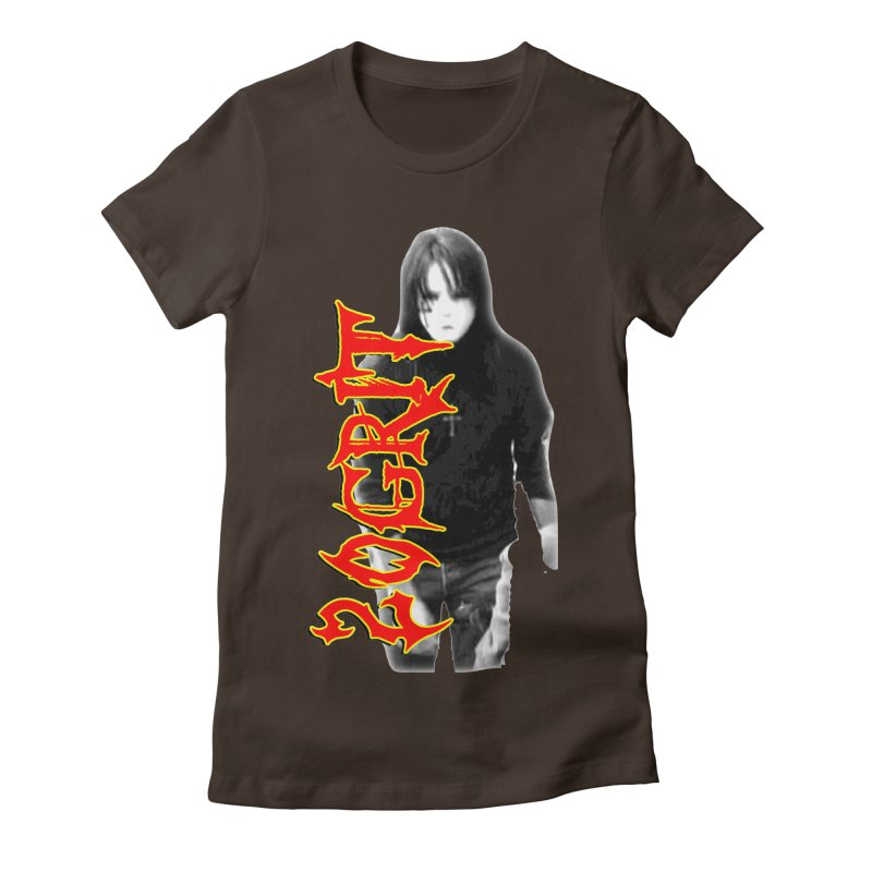 20GRIT - #28a Women's T-Shirt by 20grit's Band Artist Shop