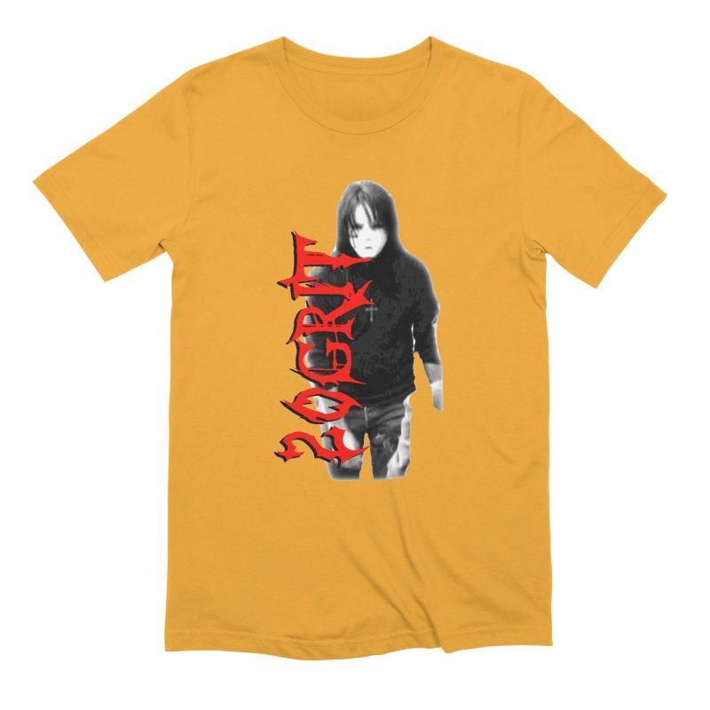 20GRIT - #27a Men's T-Shirt by 20grit's Band Artist Shop