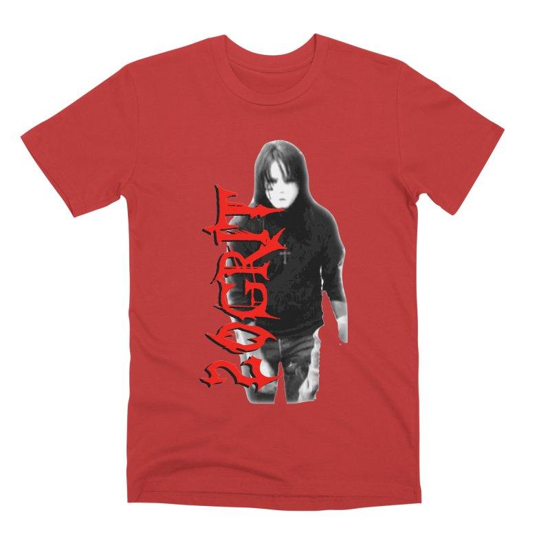20GRIT - #27a Men's Premium T-Shirt by 20grit's Band Artist Shop