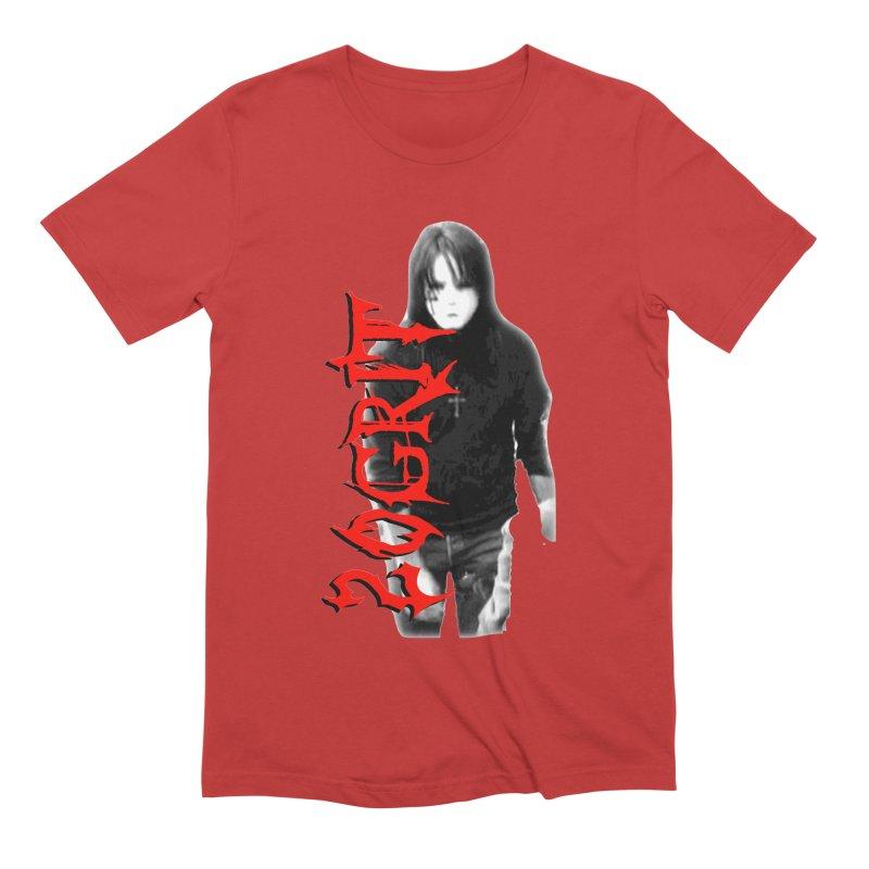 20GRIT - #27a Men's Extra Soft T-Shirt by 20grit's Band Artist Shop