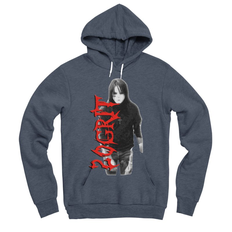 20GRIT - #27a Men's Sponge Fleece Pullover Hoody by 20grit's Band Artist Shop